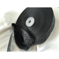 China Custom Woven Tape 20mm Herringbone Webbing Tape For Garments / Hats wholesale