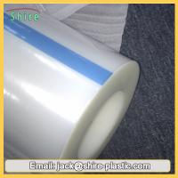China Electronic Products Screen Anti Static Protective Film Roll With Organic Silicone Adhesive wholesale