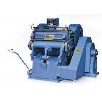 Buy cheap Model 1040 Manual Type Industrial Die Cutting Machine 1040*720mm from wholesalers