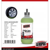 China AEROPAK 350ml Good Quality Tyre Repair Liquid Tyre Sealant for Tubeless tyre wholesale