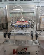 China Automatic Rotary Bottle Washing Machine wholesale