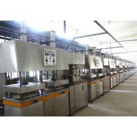 China Professional Dishware / Paper Plate Making Machine Dry in Mould 3500 Psc / H wholesale