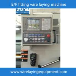China PASIC CNC electrofusion fitting winding machine for E/F pad,sadd;e,mcoupler,reducer ect. wholesale