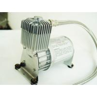 Quality Pewter Single Truck Air Bag Air Ride Suspension Compressor 150psi 1 Gallon Air for sale