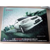 China 2016 paper customize paper jigsaw puzzle wholesale
