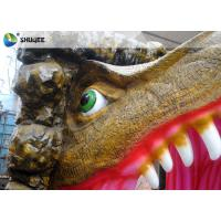 Quality Attractive Cinema 5D Simulator 5D Movie Theatre Dinosaur Design Cabin for sale
