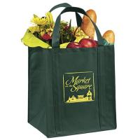 80/90/100 gsm non woven PP promotional bags with reinforced handles