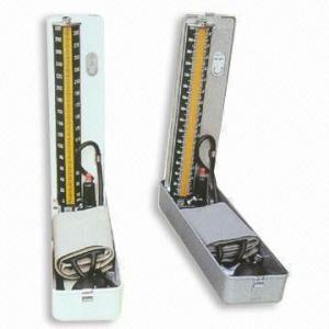 China Mercury Sphygmomanometer, Various Styles Available wholesale