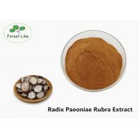 Buy cheap Radix Paeoniae Rubra Extract Powder With Paeoniflorin HPLC from wholesalers
