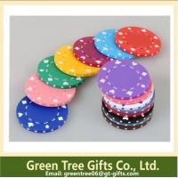 China New Design Baccarat Poker Chip Acrylic Chip Premium Poker Chip wholesale