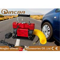 China Auto Mobile Air Compressor Electric Mini 12V For Tire Tyre 1 Year Warrant Time wholesale