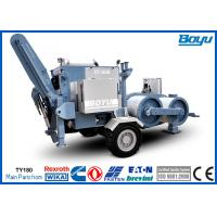 High Voltage Transmission Line Stringing Equipment