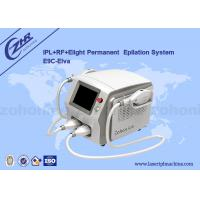 China Effective SHR Hair Removal Machine Multifunctional Strong Ipl Beauty Equipment wholesale