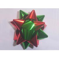 "China Multi material and colors gift decoration star bow christmas decoration 2"" - 4"" wholesale"