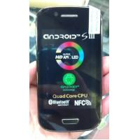 """China 4"""" smart phone Android Mini S3, android 4.1 OS, 2GMSslot, with Bluetooth, GPS, MP3, Ebook wholesale"""