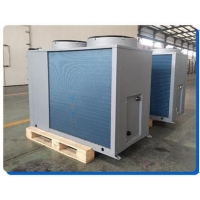 China Rotary Compressor Commercial Air Source Heat Pump DHW 3PH wholesale
