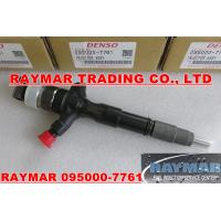 China DENSO common rail injector 095000-7760 for TOYOTA 23670-30300,23670-0L010 wholesale