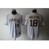 China MLB Pittsburgh Pirates #18 Walker White Jerseys wholesale