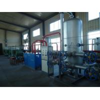 China Gas Filing Cryogenic Air Separation Plant , Oxygen Generating Equipment Skid Mounted wholesale