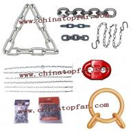 China Steel chain,fishing chain,round link chain, mining chain, elevator chain and other industrial chain wholesale
