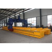 China Gantry Type CNC Beam Drilling Machine Specialized For Large Section Beams on sale