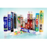 Colored Offset Printing Toothpaste Tube Packaging, Plastic Laminated Tubes