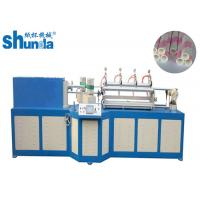 China Multi Blades Designed Paper Tube Forming Machine 40 Meters Per Minute wholesale