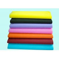 China Anti - Bacteria PP Non Woven Textile , Woven Fabric For Shopping Bags wholesale