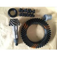 China Differential Toyota Ring And Pinion Gears , Crown Wheel And Pinion Gear 20CrMnTi Material wholesale