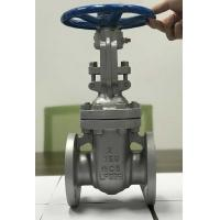 China Rising Stem Cast Steel Gate Valve , Resilient Seated Gate Valve 150LB 300LB wholesale