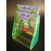 China Clear Acrylic Stationery Holder , Colored Acrylic Brochure Holders wholesale