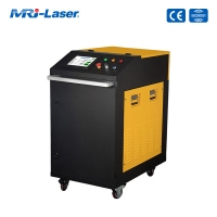China 200W Laser Removal Machine 9.7 Inch Touch Screen With CE Cerification wholesale