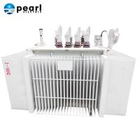 China Three Phase 400 KVA 11 kv Oil Immersed Electrical Transformer wholesale