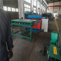 China 3-6mm Automatic Welded Wire Mesh Fence Machine on sale