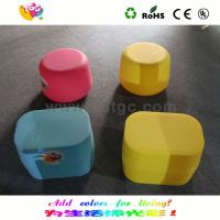 China Fashion Design Plastic Yellow Red Blue LED Chair Waterproof IP54 wholesale