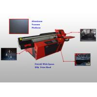 China Professional Multifunction Flatbed UV Leather Printer High Precision wholesale