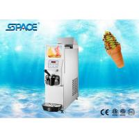 Commercial Table Top Ice Cream Machine , Restaurant Soft Serve Ice Cream Machines