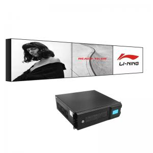 China 700 Cd/M2 Control Room Video Walls 55 Inch 7*24H 178 H/V wholesale