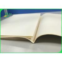 China 75gsm to 100gsm Uncoated Offset Paper For Books Pure Wood Pulp FSC SGS wholesale