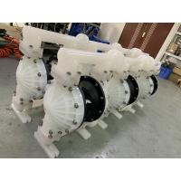China Explosionproof Air Driven Double Diaphragm Pump Plastic Food Grade wholesale