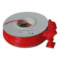China Good Qulity ABS / PLA HIPS Filament Red , 3mm 3D Printer Filament wholesale