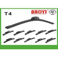 China Windscreen14 Inch Beam Wiper Blade Rubber Resists Cracking Splitting And Tearing wholesale