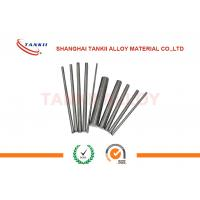 China Soft Magnetic Alloy Rod Co50V2 Precision Alloy For Magnetostrictive Transducer Core wholesale