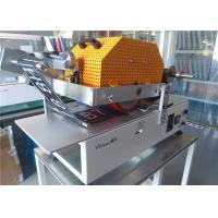 China high efficiency automatic plate machine price number plate machine Silica gel wholesale