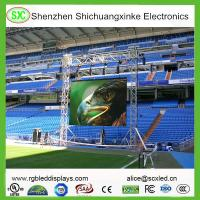 China WIFI 3G SMD LED Display Board RGB Full color high resolution 5mm Pixel pitch wholesale