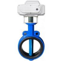 China EPDM lined Electric Actuator Butterfly Valve For Drink Water , 2 ~ 120 Size wholesale