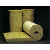China Heat Insulation Rock Wool Blanket For Storage Tank, Large-scale Equipment Customized wholesale
