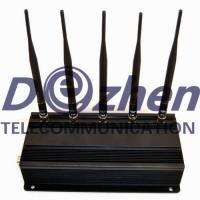 China Universal RF JRadio Frequency Jammer External 12 Watt Omni - Directional Antennas wholesale