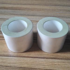 China Customized Piezo Ceramic Tube And Ring , Piezoelectric Ceramic Element wholesale