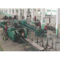 China Metal Pipe 3 Roll Mill / Rolling Mill Machinery 55KW With Carbon Steel 80 m / Min wholesale